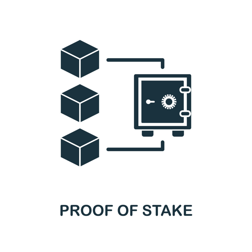 proof of stake PoS